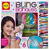 Best ALEX Toys Bracelets - Alex Toys Girl's Bling Bangles Activity Kit Review