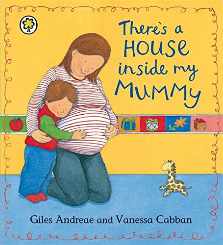 There's a House Inside My Mummy (Orchard Picturebooks) by Giles Andreae (2002-03-28)