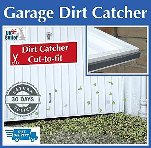 Wenko Garage Door Dirt Trap Catcher Adhesive Strip Draught Excluder