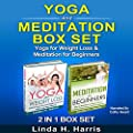 Yoga and Meditation Set: Yoga for Weight Loss & Meditation for Beginners