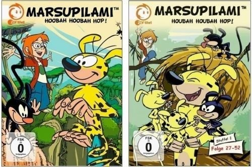 Staffel 1+2 (8 DVDs)