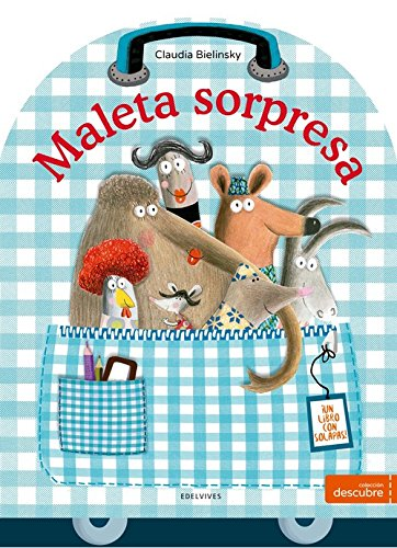 Maleta sorpresa (Descubre) por Claudia Bielinsky