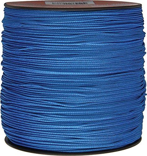 Parachute-Cord rg1134, Kit de Survie Unisexe - Adulte, Bleu, Taille Unique