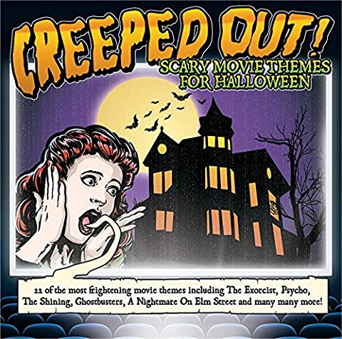 Halloween Scary Movies - Creeped Out! Scary Movie Theme [Import