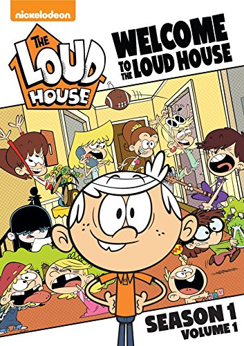 Welcome to the Loud House: Season 1, Volume 1 [RC 1]