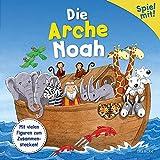 Spiel mit! Die Arche Noah: Mit vielen Figuren zum Zusammenstecken