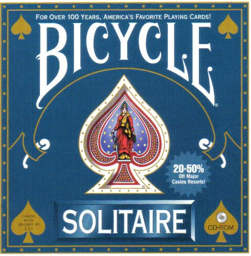 Fahrrad Solitaire [CD-ROM] [Windows 3.x und Windows 95]