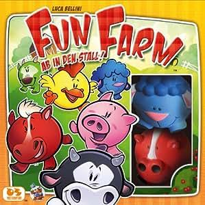 Heidelberger HE498 - Fun Farm: Ab in den Stall, Geschicklichkeitsspiel