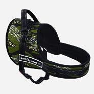 MUNCHOS Comfortable Dog Harness Collar Pet Adjustable Vest Chest (XLL)