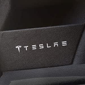 Volwco Kofferraum Aufbewahrung Blende Für Tesla Model 3 S X Kofferraum Organizer Kofferraum Trennwand Zubehör Zur Änderung Der Kofferraum Blende Baumarkt