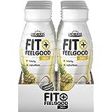 Layenberger Fit+Feelgood Slim-Shake Mahlzeitersatz Pina Colada, 8er Pack (8 x 312 ml)