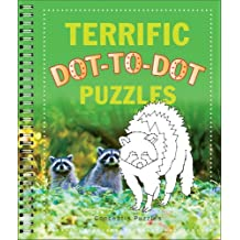 Terrific Dot-to-Dot Puzzles (Connectivity) by Conceptis Puzzles (2014-09-02)