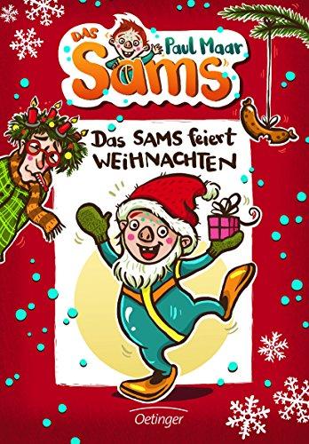 Cover des Mediums: Das Sams feiert Weihnachten
