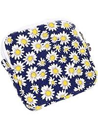 Designeez Lovely Women Girl Cute Sanitary Pad Organizer Purse Holder Napkin Towel Storage Bags Cosmetic Pouch...