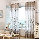 Salón dormitorio Balcón de Windows Cortinas - Tipo: B