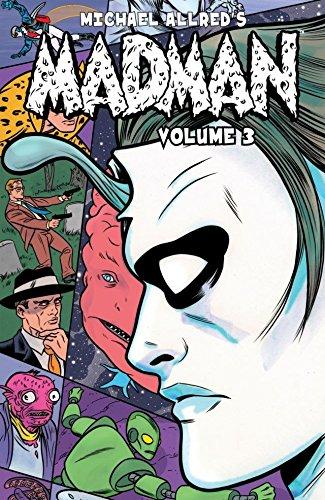 Madman Vol. 3 (English Edition)