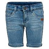 LEGO Wear Mädchen Piper 308-Denim Shorts Blau (Light Denim 27), 140