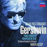 Gershwin : Rhapsody in Blue - Concerto en fa - Variations 'I Got Rhythm'