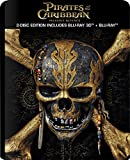 #8: Pirates Of The Caribbean: Salazar's Revenge - 3D BD Steelbook