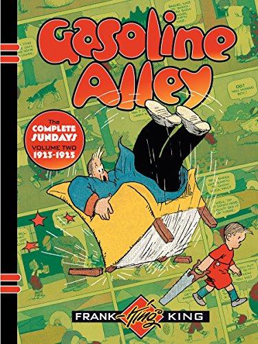 Gasoline Alley: The Complete Sundays Volume 2 1923-1925 por Frank King