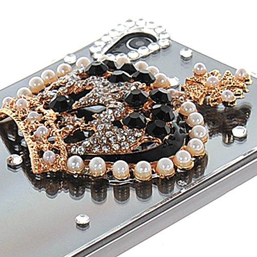 MOONCASE Bling Crystal Shell Diamond Cover Housse Coque Etui Case Pour Apple iPhone 6 Plus A14433