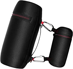 Anbau Waterproof Hard Protective Speaker Case Carry Pouch Cover with Adapter Bag for JBL XTREME Bluetooth Speaker