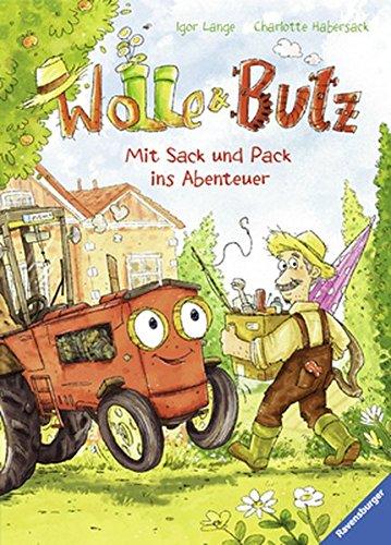 Preisvergleich Produktbild Wolle und Butz - Mit Sack und Pack ins Abenteuer