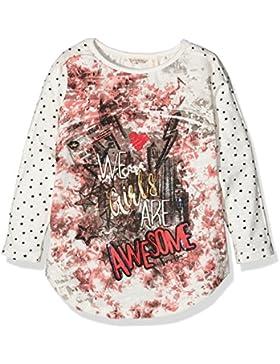 Pampolina Mädchen Langarmshirt T-shirt 1/1 Arm