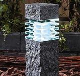 KOLOSSOS LED-Standleuchte aus Polyresin
