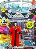Q in Judge Robe Q Continuum Gear - Actionfigur - Star Trek The Next Generation von Playmates