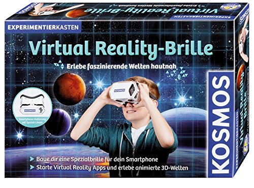 KOSMOS 676063 - Virtual Reality Brille, Experimentierkasten