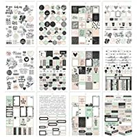 Simple Stories Beautiful Adhesivo Tablet, Papel,, 20,9x 14x 0,4cm
