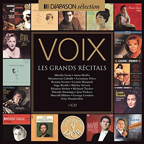 Voix : les Grands Recitals