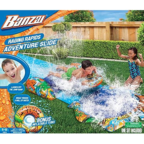 Banzai 14579 Raging Rapids Adventure Slide