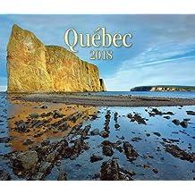 Quebec 2018 Calendar