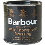 Wax Oxford Blue Cotton Dressing Jacket Waterproof 35g