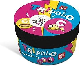 dV Giochi DVG6157 - Gioco da Tavolo Tripolo