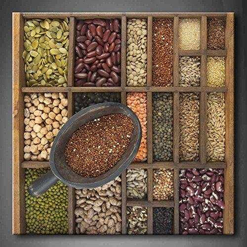 marron-cuchara-de-rojo-quinua-y-una-variedad-de-granos-grano-semillas-en-old-de-madera-pared-arte-pi