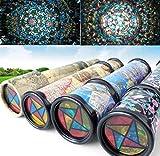 Whyyudan Dehnbares Magisches Kaleidoskop-Klassisches Spiel pädagogisches Spielzeug Bestes Geburtstagsgeschenk für Kinder hergestellt von Whyyudan
