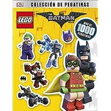 Batman. La LEGO® película. Colección de pegatinas (LIBROS LEGO - DC SUPERHEROES)