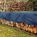 Casa Pura abdeckplane gewebeplane PP/PE blau 180 gramm Abdeckplane wasserfest von Floordirekt bei Gartenmöbel von Du und Dein Garten