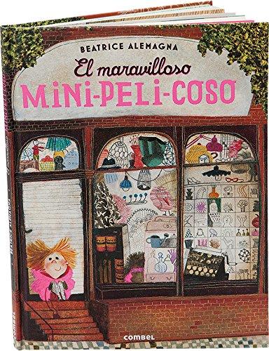 El maravilloso mini-peli-coso por Beatrice Alemagna