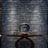 3d mattoncini piene, Carta da parati, retrò, nostalgico dei bar, Bar, ristoranti, personalizzato pietra carta da parati, parete, adesivi murali, 0.53M × 10m