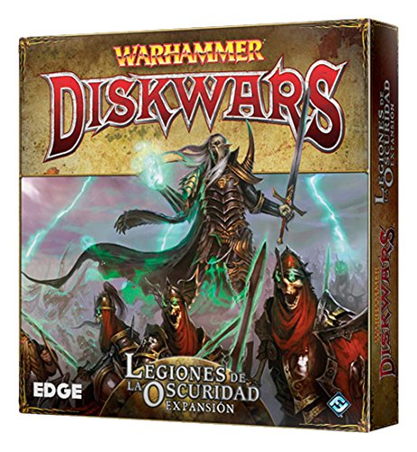 Warhammer: Diskwars - Juego de mesa (Edge Entertainment EDGWHD03)