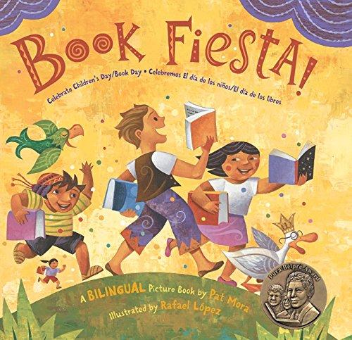 Book Fiesta!:  Celebremos El Dia de Los Ninos por Pat Mora