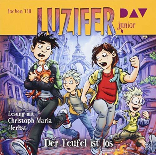 Luzifer junior - Teil 4: Der Teufel ist los: Lesung mit Christoph Maria Herbst (2 CDs) Erwachsene Luzifer