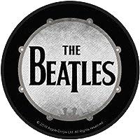 Il logo Banda Beatles tamburo dell'annata Ferro Sew On distintivo della zona