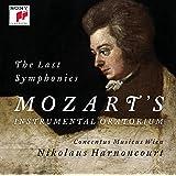 Mozart : Symphonies n° 39, 40 et 41