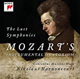 Mozart: Sinfonien Nr. 39, 40 & 41