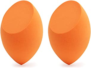 Amazon Brand - Solimo Complexion Sponges (Pack of 2)